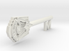 Smallville Metropolis key to the city full size 3d printed