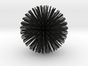 Acupuncture Stress Ball: Sea Urchin 3d printed