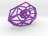 Mother and Child nested crystal - imaginary rock c 3d printed