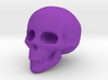 small skull hollow 3d printed