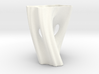 Julia Vase #002 - Flow 3d printed