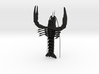 Articulated Crayfish 3d printed