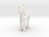 Cartoon Pony 3d printed