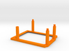 High desktop stand for Arduino Duemilanove 3d printed