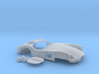 1 32 Modified Aston Martin For Slot Car Use 3d printed