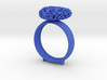365 Hearts Napkin Ring 3d printed
