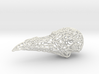 Bird Skull Filigree: 15cm 3d printed