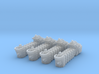 BFG Troop Ships (x4) 3d printed