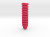 Rattlesnake Rattle (Medium) 3d printed