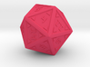 Digital: Stylized d20 3d printed