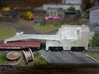 Bucyrus WB150B Railroad Crane - Z Scale 3d printed Photo by John Bartolotto