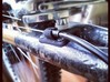Bicycle Cable Stop 35mm - Bamboo / Carbon Frame 3d printed
