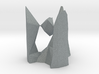 architekton with A2 and 2 - A1 singularities 3d printed