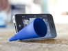 Bugle - iPhone Amp 3d printed