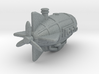 DS001 Imperial Airship Frigate A 3d printed