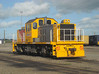 DSG SHUNTER NZ120 3d printed Actual Prototype