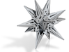 Stellated Icos 3d printed