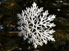 Snowflake Ornament 3d printed