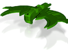 Lucifer Class Romulan Flag Ship (Larger) 3d printed