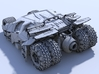 Batman - Tumbler Car [120mm & Hollow] 3d printed