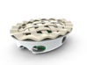 Pi Dish Lid (Ceramic) 3d printed Base Sold Separately