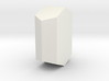 Orthoclase Carlsbad contact twin 3d printed