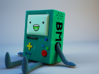BMO Desk Toy! 3d printed