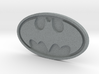 Batman emblem 3d printed