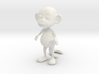 Tiny Monkey 3d printed