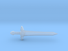 Mountain Sword 3d printed