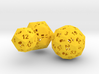 Catalan dice bundle 2 3d printed