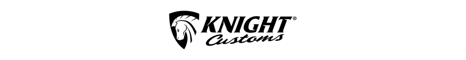 Knight Customs Shop Banner