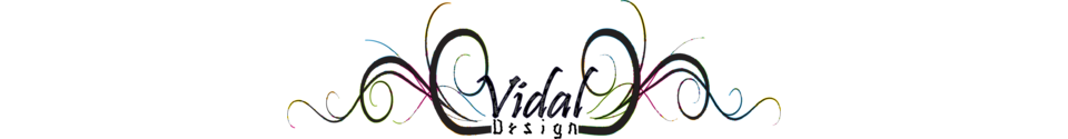 Vidal Design Shop Banner