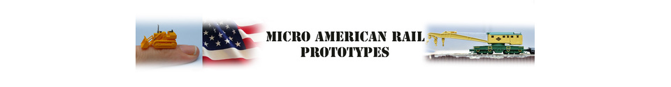 Micro American Rail Prototypes Shop Banner