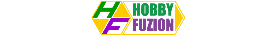 Hobby Fuzion 3d Design & Games Shop Banner