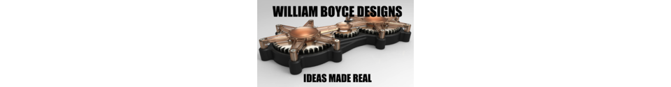 WILLIAM BOYCE DESIGNS Shop Banner