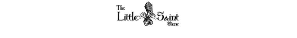 The Little Saint Shop Banner