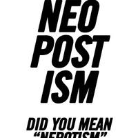 Neopostism