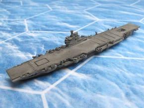 HMS Indefatigable in White Natural Versatile Plastic