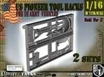 1-16 US Pioneer Tool Rack