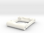 NIX41261 - Losi rear arm mount (0.5deg / 2deg)