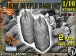 1-16 Army Duffle Bags Set1