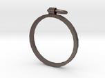 Horse Tie Ring - Sz. 8