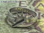 Ring - Argent Dawn Signet (Size 13)