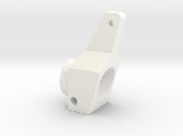 1/5 Scale Hub 0 deg in White Processed Versatile Plastic