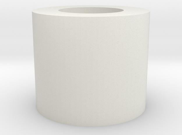 Deranged MSK Handguard Stabilizer in White Natural Versatile Plastic