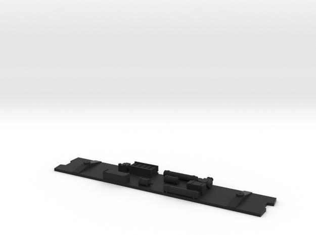 CTA 4000 Series Underbody in Black Natural Versatile Plastic