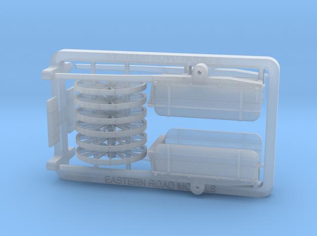 HO Scale Dump Cart X 2
