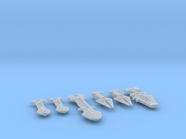 QSR Package: KON versus RPSA in Smooth Fine Detail Plastic