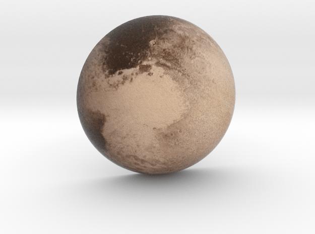 Pluto Small in Full Color Sandstone